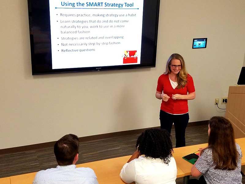 Alison Antes, PhD Teaching